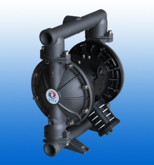Aluminum Alloy  Diaphragm Pump